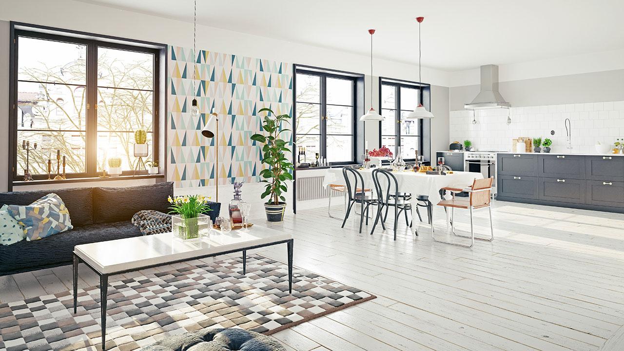 Comfortable & Spacious Studio Apartment