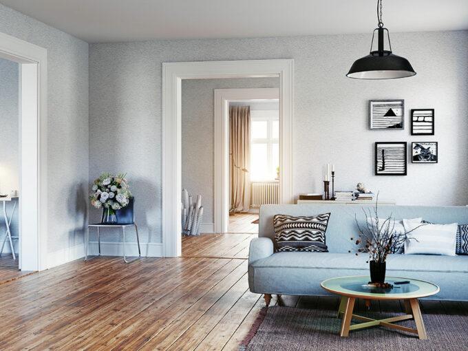 Comfortable Roomy Apartment