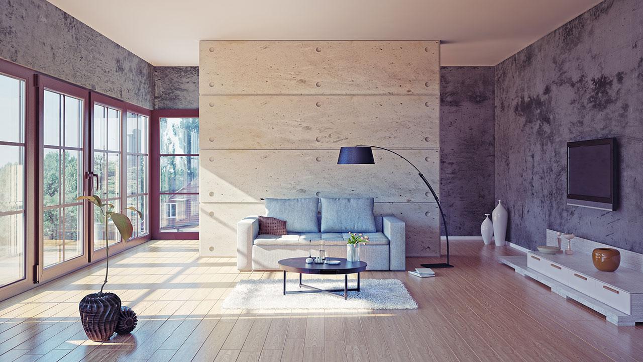 Grand Contemporary Studio Apartment